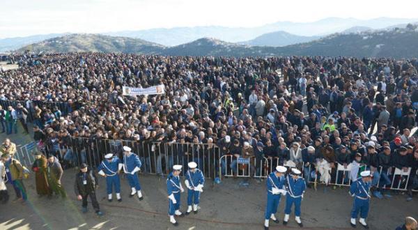 Algeria Buries Aït Ahmed, Last Historic Algerian Leader