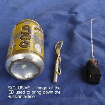 EgyptAir Mechanic Suspected in ISIS Plane Bombing