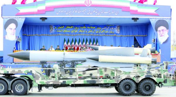 Iran's Frantic Race to Buy Weapons Even Before Sanctions Are Lifted