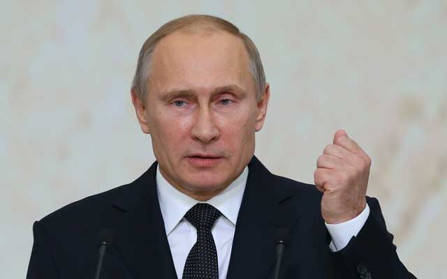 Putin to Chair $22 Bln Russian Crisis Funding Meeting