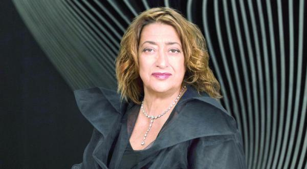 After 40 Years of Hard Work Zaha Hadid Accepts 2016 RIBA Gold Medal