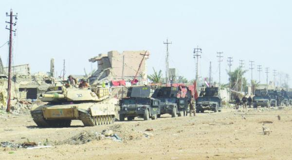 Possible Armed Confrontations between Popular Mobilization Forces, Iraqi Army