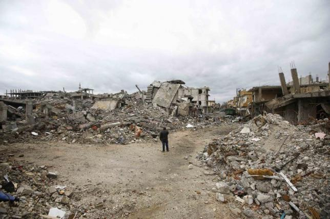 US Official Visits Syrian Town of Kobani