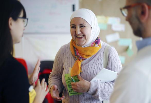 Enterprising Syrians Seek to Boost Business in Germany