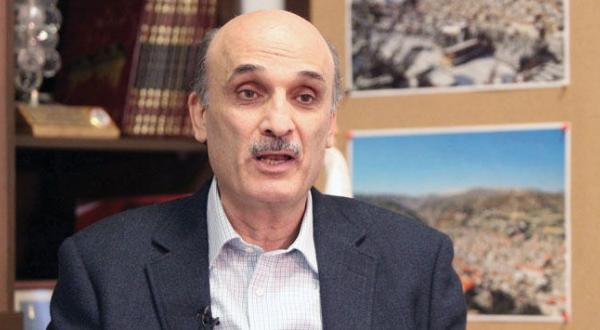 "Geagea to Asharq Al-Awsat: ""We Either Be a State or Not"""