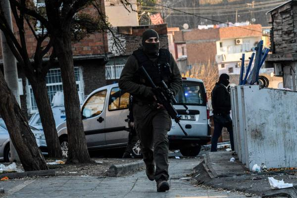 UN Rights Boss Urges Turkey to Probe Shooting by Security Forces