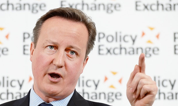 "Cameron Warns, Britain ""faces influx of Asylum Seekers"" if it Leaves EU"
