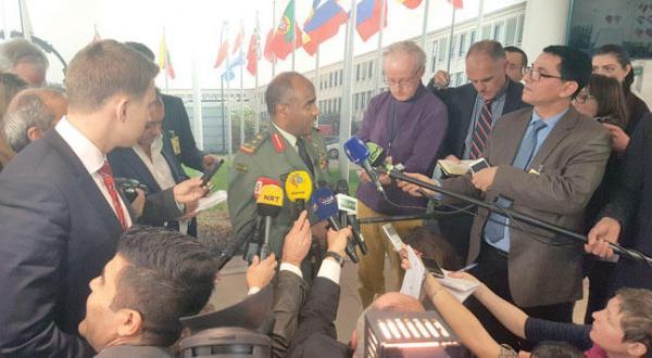 Assiri: Sending Ground Troops against ISIS is 'Final'