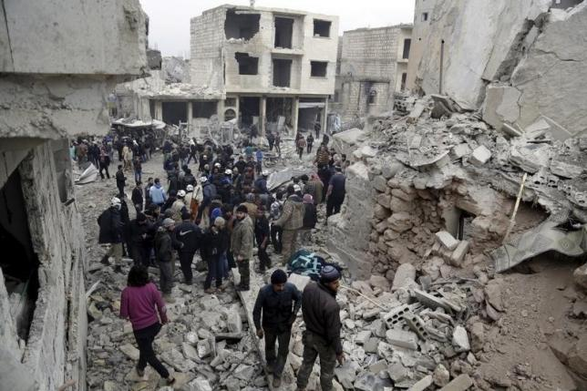Syrian Opposition Accepts Temporary Truce If Russia Halts Air Strikes