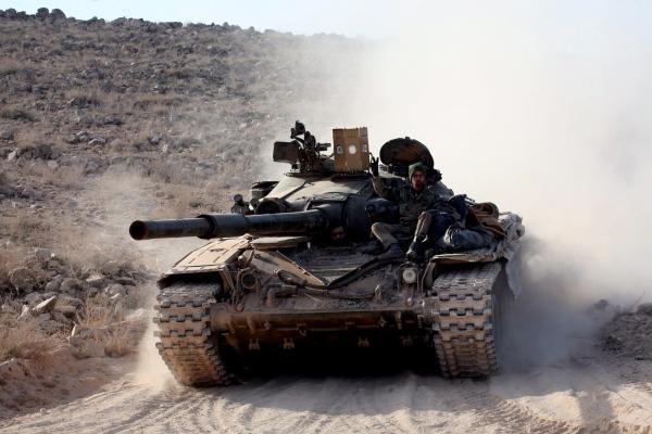 Opinion: Three Fires That Burn Syria