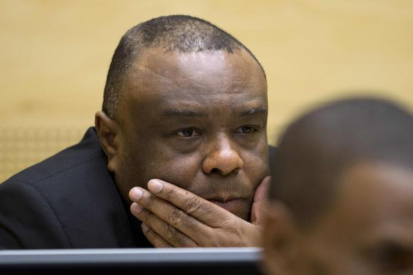 Congolese is Highest-Ranking Politician Set for Hague Court Verdict