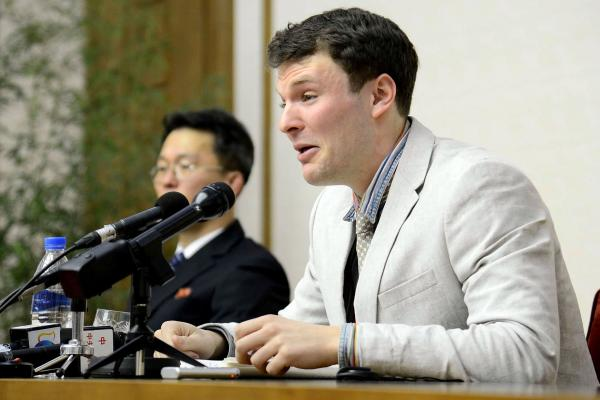 U.S. Student Sentenced to 15 Years of Hard Labor by North Korea