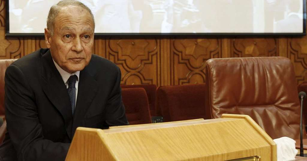 Aboul Gheit to Go in a Tour to Arab States, Including Qatar