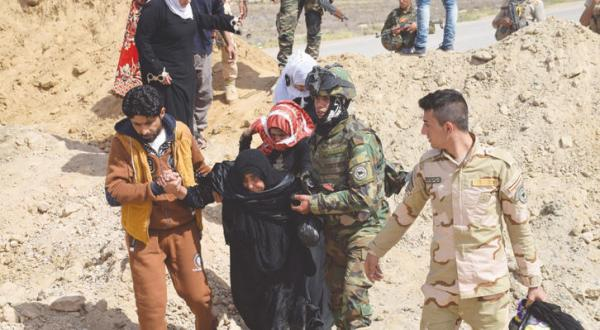 Mass Suicide Becomes Only Solution in Fallujah
