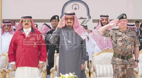 "The Custodian of the Two Holy Mosques: ""North Thunder"" is a Message to Forces of Evil and Extremism"