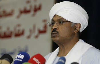 Mubarak al Mahdi: Sudanese Forces Cannot Bring about Change