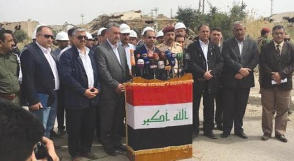 Al-Jabouri: Political Disputes Lead to Spread of Terrorism in Ramadi
