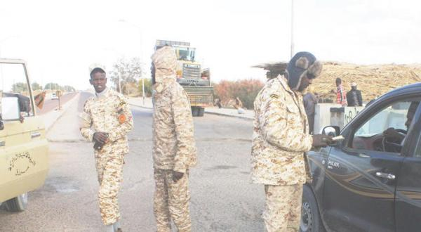 50 Spy Units for 20 Militia Leaders in Tripoli, Libya