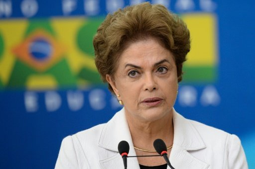 Dilma Rousseff Attacks Leaks after Corruption Allegations