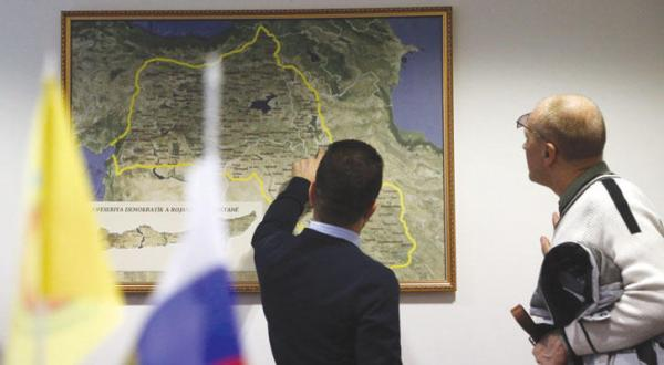 Assad's Desperate Speech and Russian, American and Kurdish Concord on Federalism