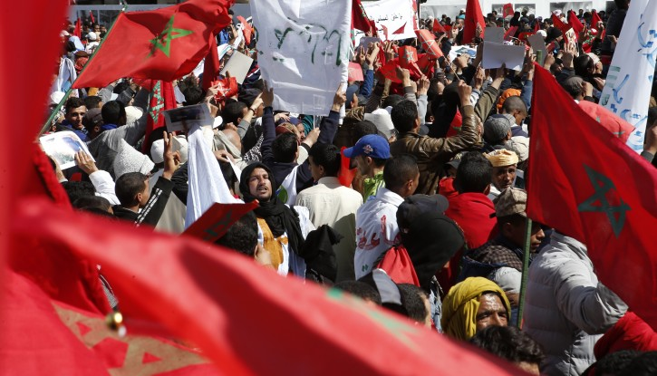 Three Million Moroccans Protest in Rabat against Ban Ki-moon's Stance