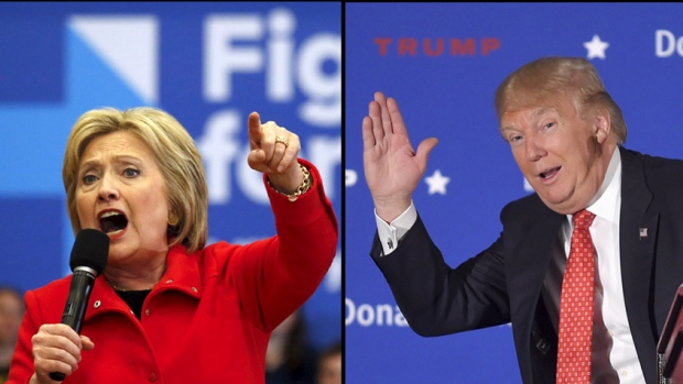 Trump, Clinton Look to Widen Leads on Super Tuesday