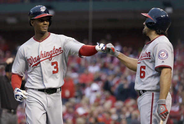 Nationals Open Road Trip with Win over Cardinals