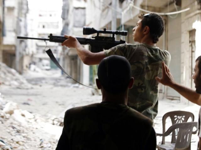 Clashes Intensify in Al-Qaryatayn and Al-Eis, Two IRGC Soldiers Dead