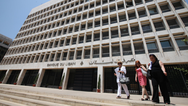 Lebanon's Banking System on the Verge of Collapse