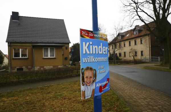 According to AFD Party Islam is Not Compatible with German Constitution