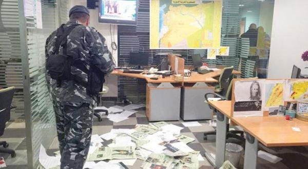 Asharq Al-Awsat Offices' Ransackers Released