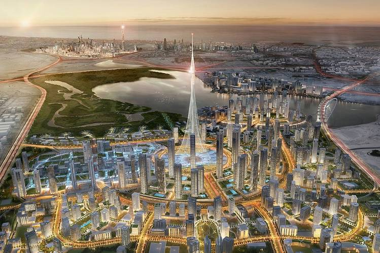 Dubai's Emaar Plans New 'World's Tallest' Tower