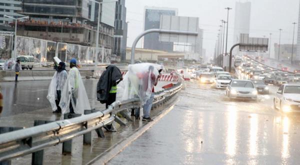 Downpour Shuts Schools across Saudi Arabia