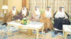 King Salman bin Abdulaziz holding talks with King Abdullah II of Jordan