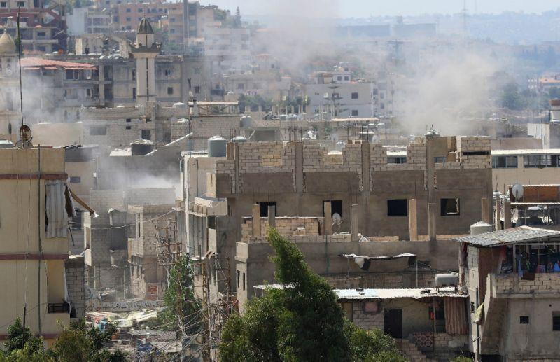 Car Bomb kills Palestinian Official in Lebanon's Sidon