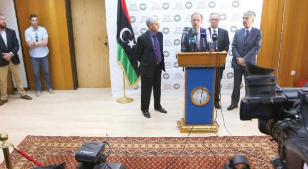 British, French and Spanish Ambassadors Considering Reopening their Embassies in Tripoli