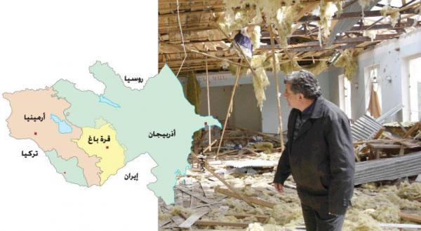 """Upper Qarabagh: The """"Black Garden"""" of Conflicts"""