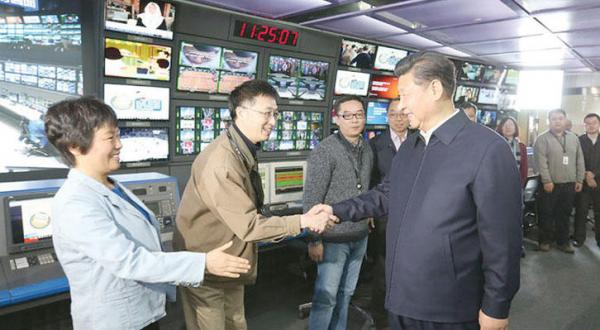 The Chinese Government's Two Minded Attitude to Media Policy