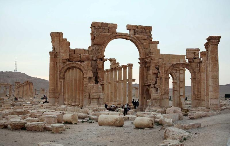 ISIS Makes Millions from Antiquities –Russia