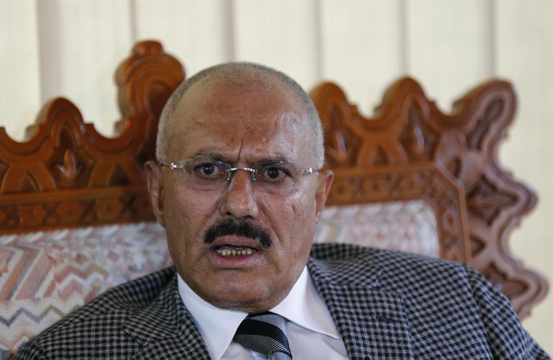 Turkey Freezes Assets of Former Yemeni President Saleh