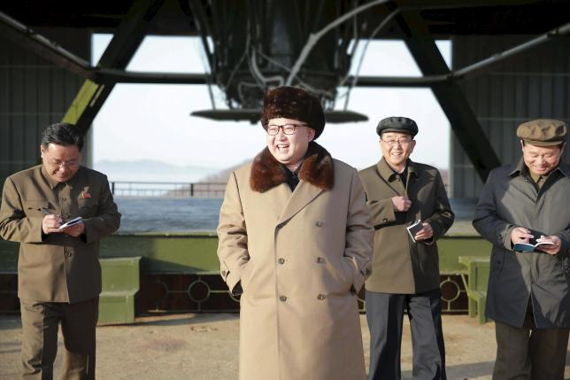 U.N. Security Council Strongly Condemns North Korea's Failed Missile Test