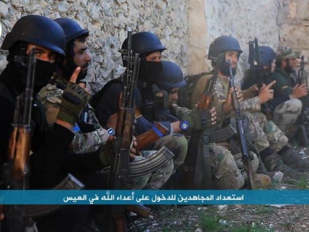Syrian Nusra Front's Abu Firas Killed in Suspected U.S. Drone Strike