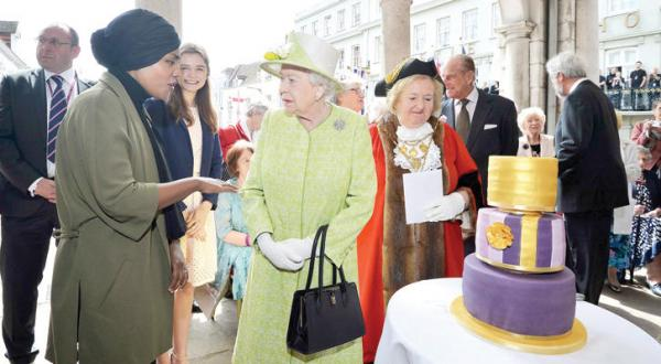 Queen Elizabeth Celebrates Her 90th Birthday