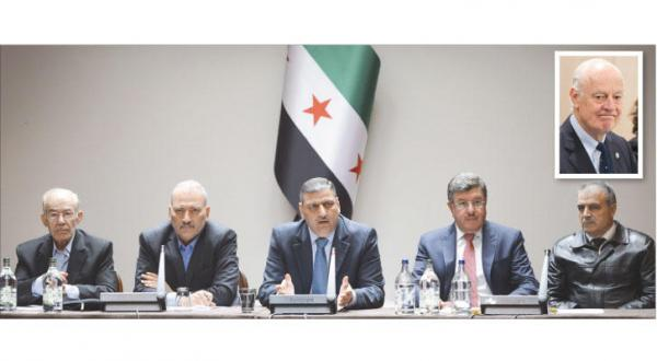 International Efforts to Save Geneva Talks After Opposition Stops Participating