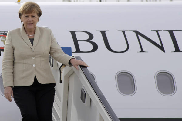 Angela Merkel Accused of About-Turn on Refugees