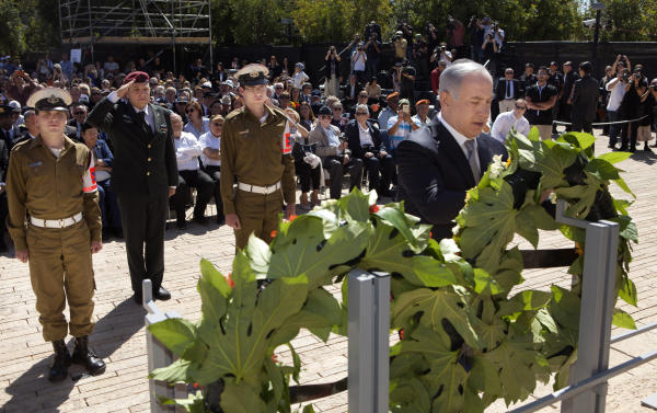 Netanyahu Rebukes Israeli General Yair Golan Over Holocaust Speech
