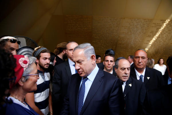 Netanyahu on Rescuing Israelis from Cairo Embassy in 2011
