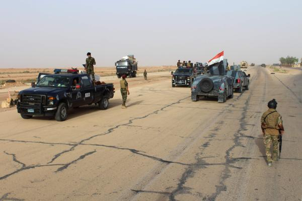 Iraqi Forces Enter Remote Western Town Held by ISIS