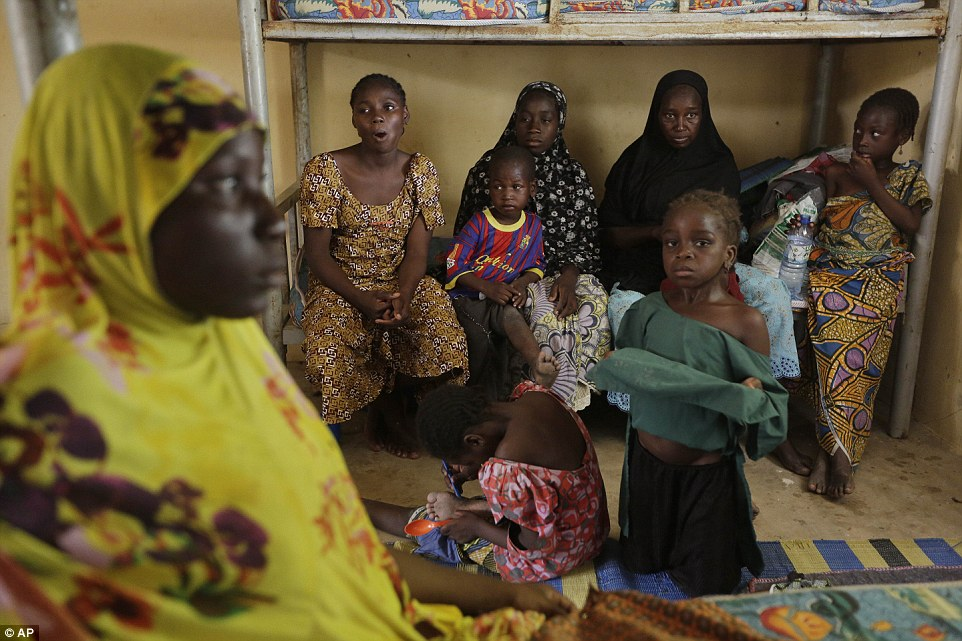 Grisly Fate Facing Women Taken by Boko Haram