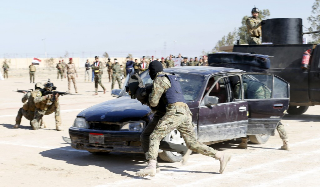Civilians in Fallujah Trapped between ISIS Brutality and PMF Missiles